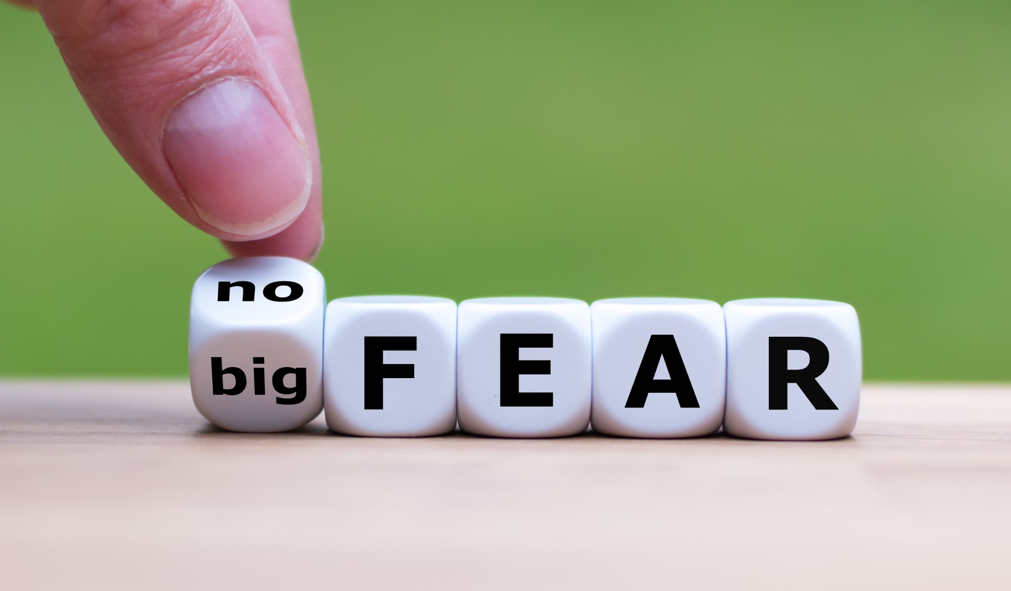Let's kick career fear to the curb together