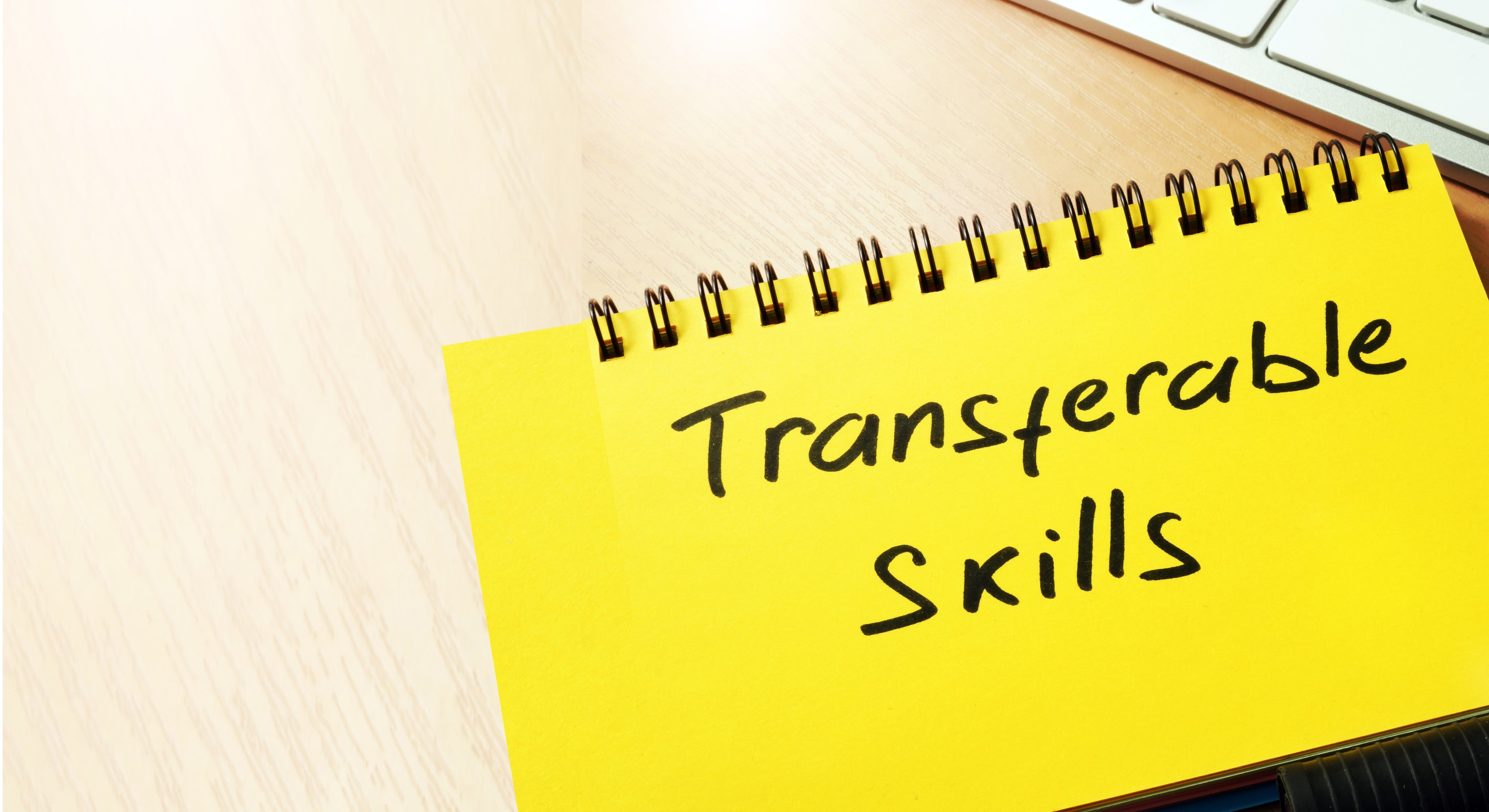 selling in your transferable skills