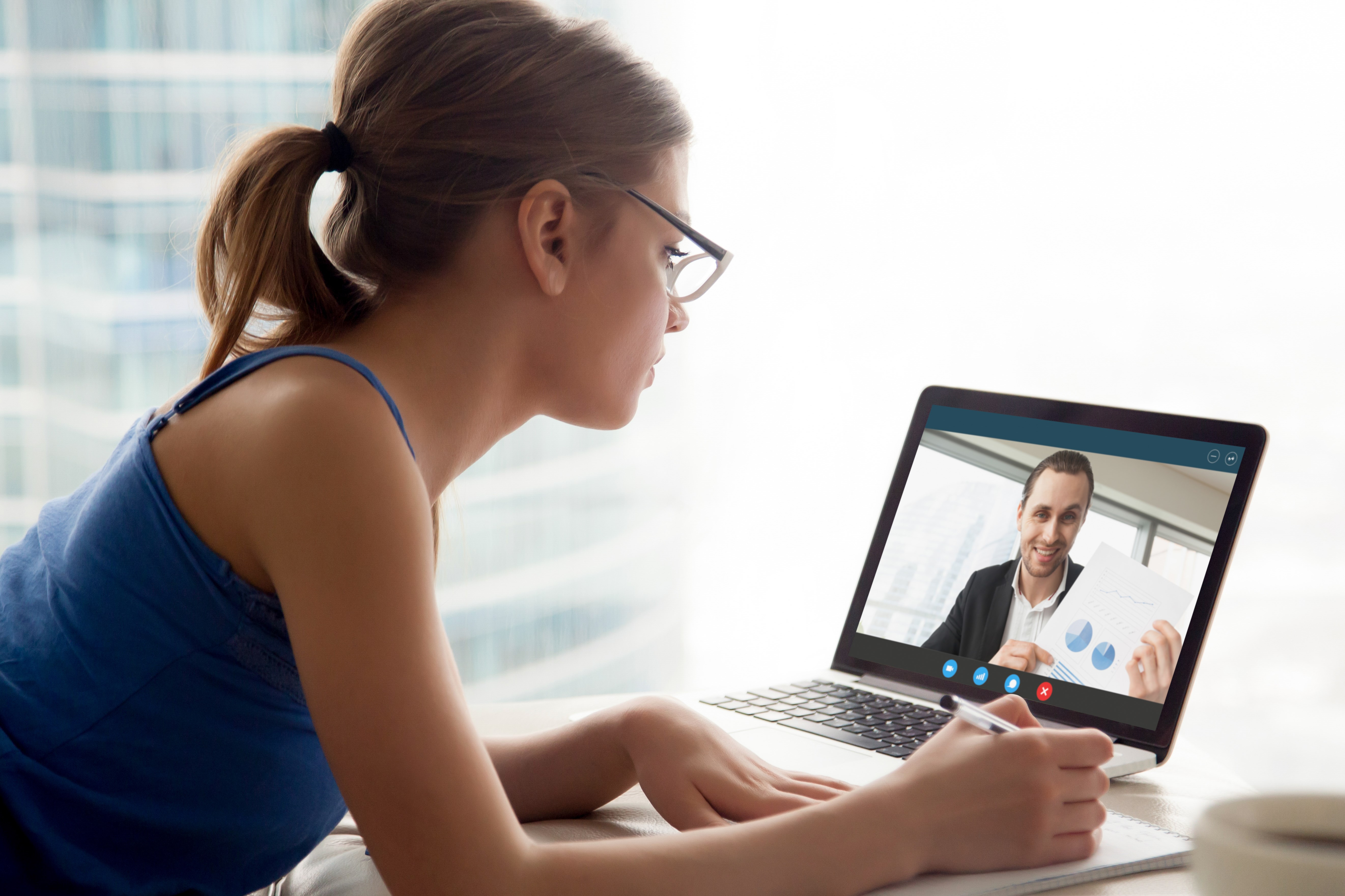 Tips for smashing your virtual interview